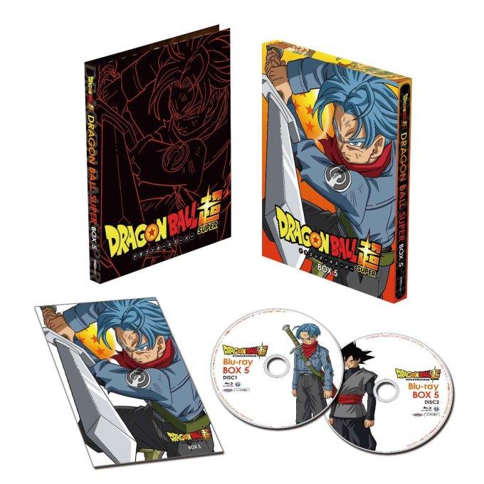 Dragon Ball Super (Box)