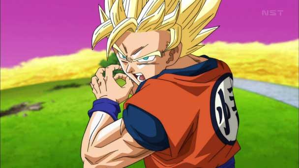 Dragon Ball Super Episodio 5