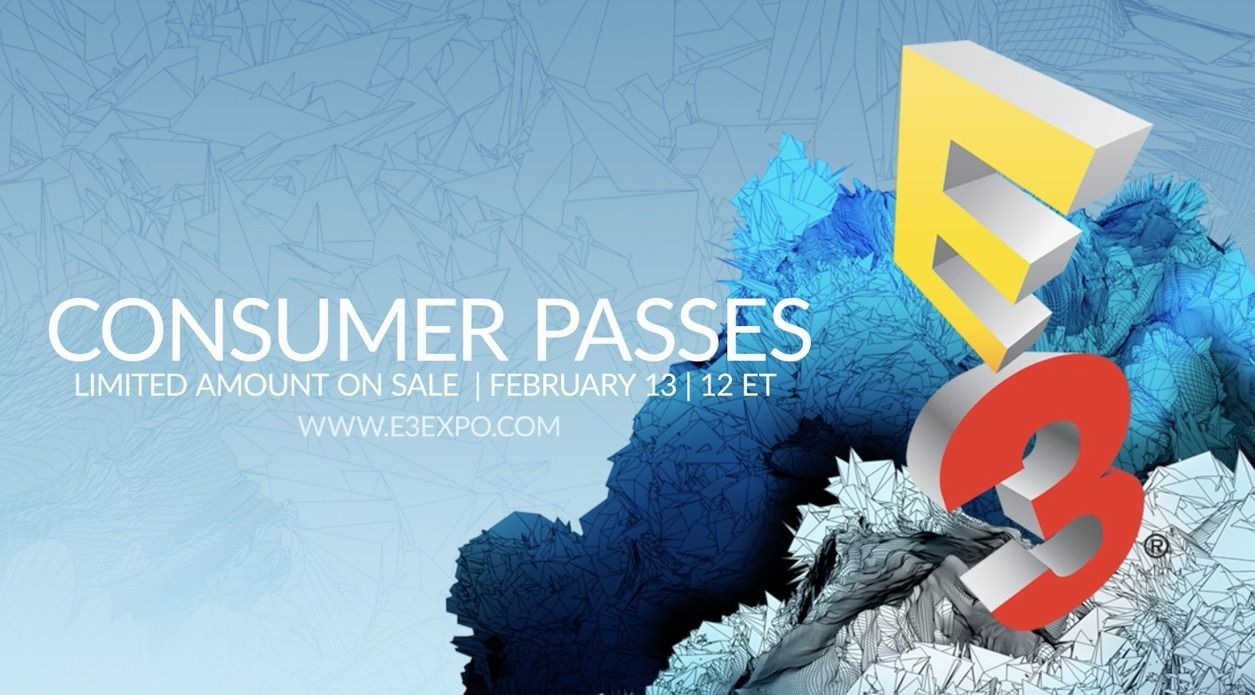 Entradas E3 2017