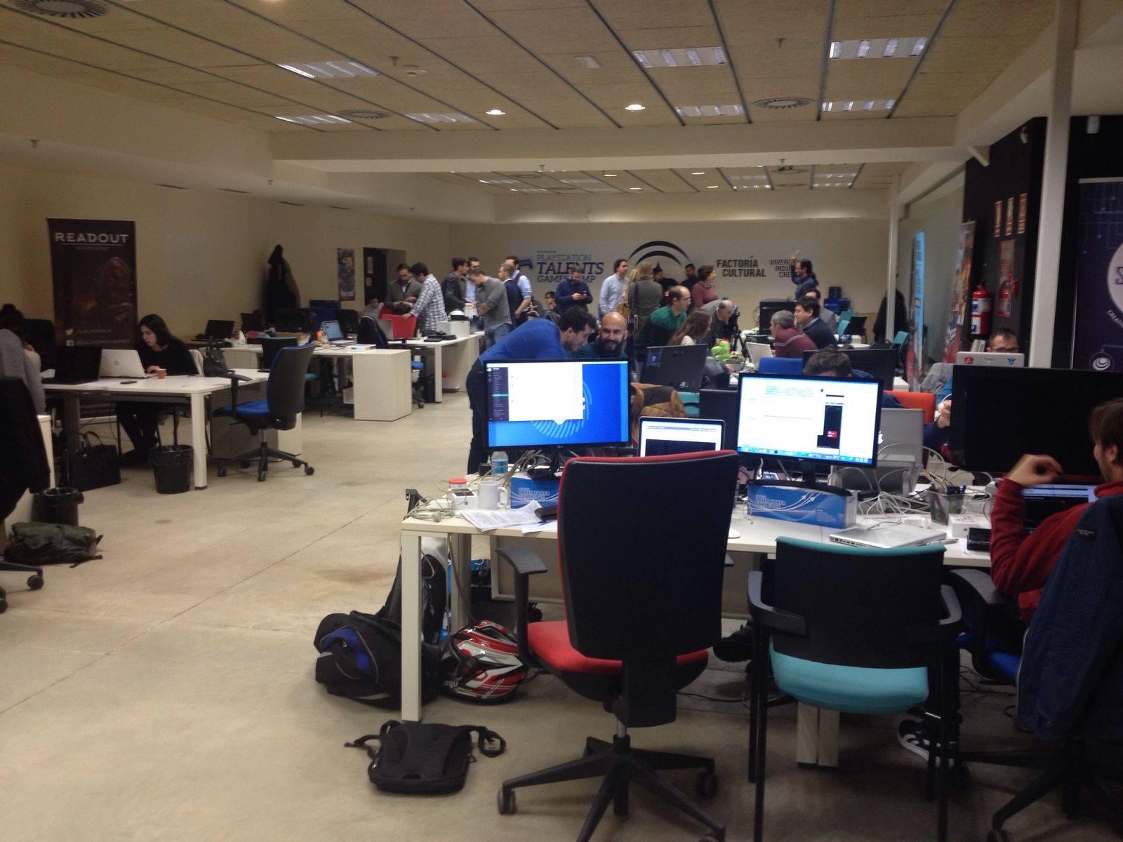 Equipos Games Camp Sevilla
