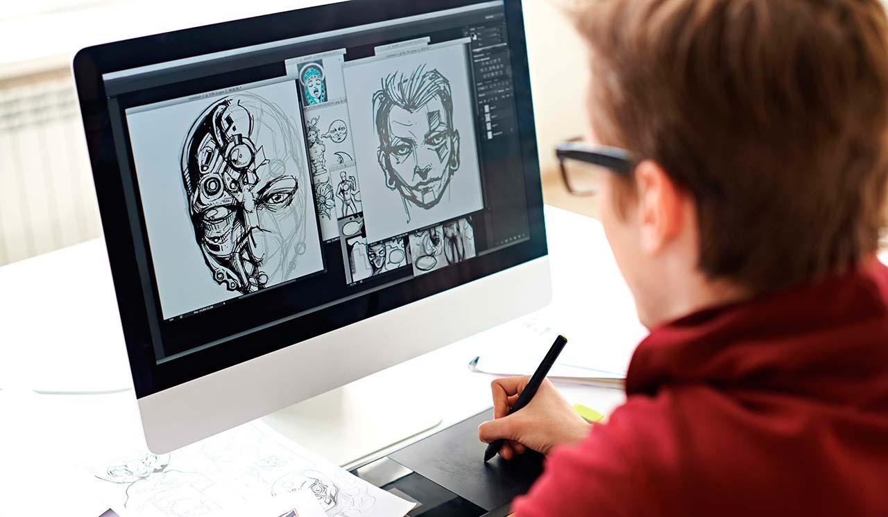 grado de videojuegos en dise o animaci n y arte digital