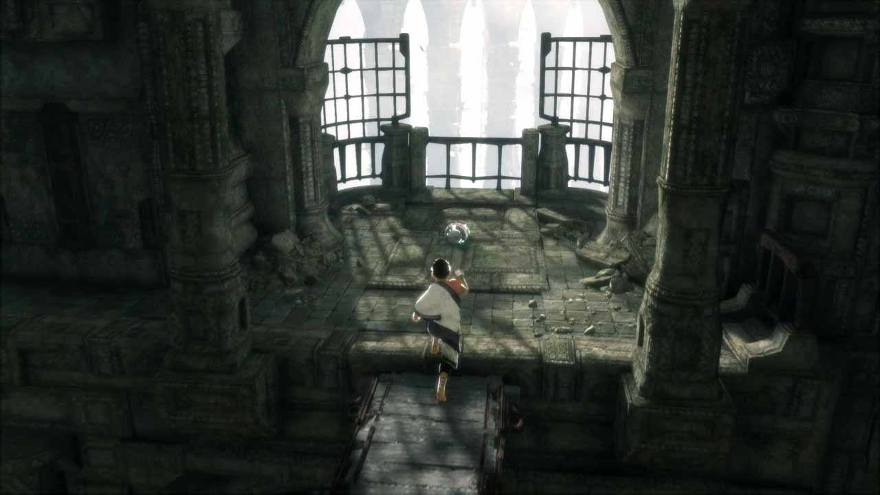 The Last Guardian barril 17