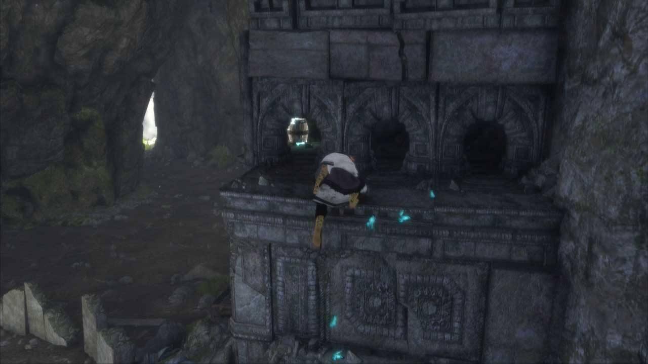 The Last Guardian barril 2