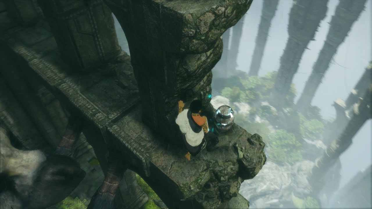 The Last Guardian barril 25