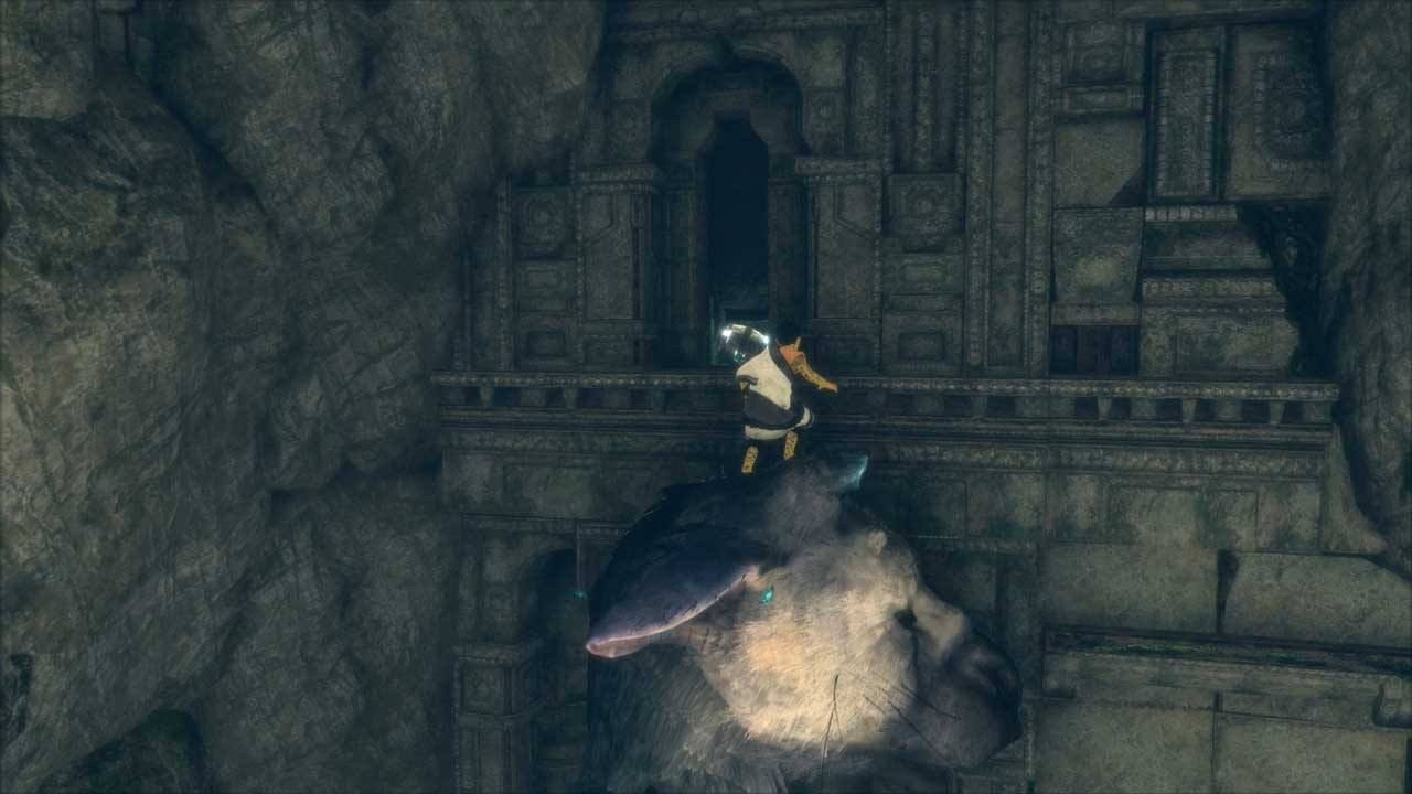 The Last Guardian barril 6
