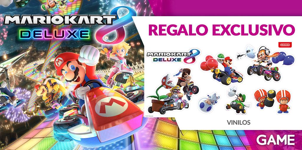 Mario Kart 8 Deluxe en GAME