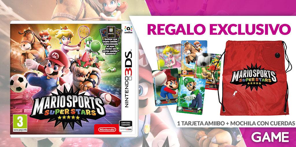 Mario Sports Super Stars