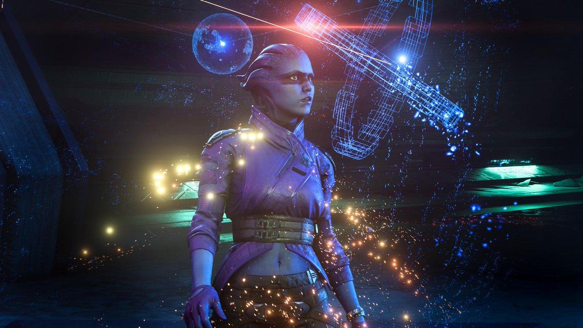 Mass Effect Andromeda - Nuevas imágenes