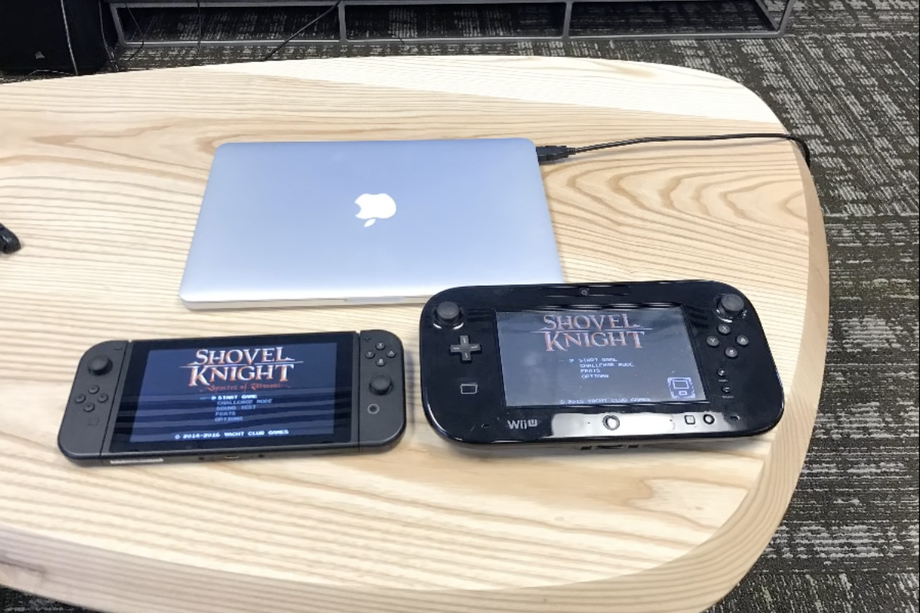 Nintendo Switch portátil vs Wii U GamePad