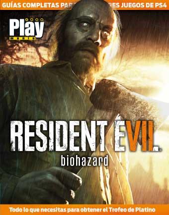 En Playmania 220 regalamos la guía de Resident Evil 7