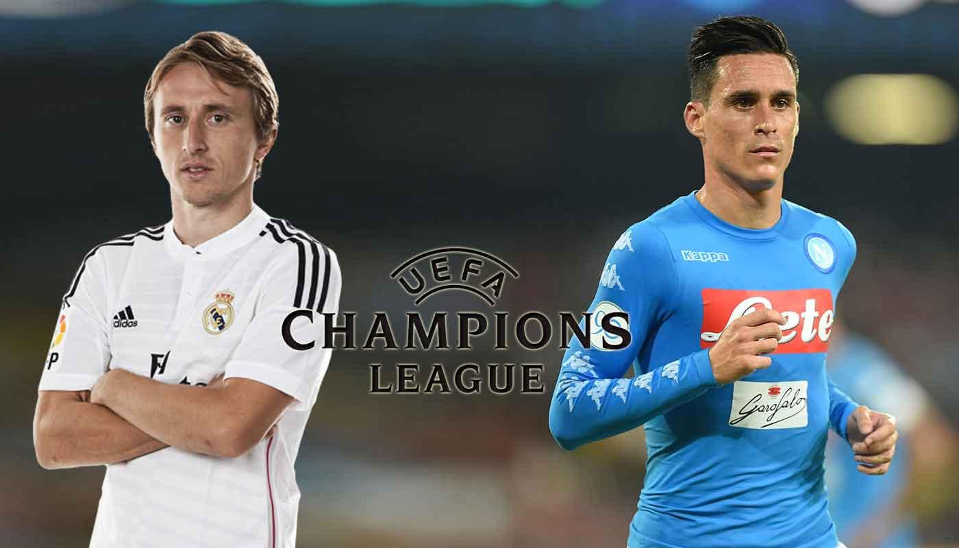 ver el Real Madrid vs Nápoles online y en directo por TV o Internet ...