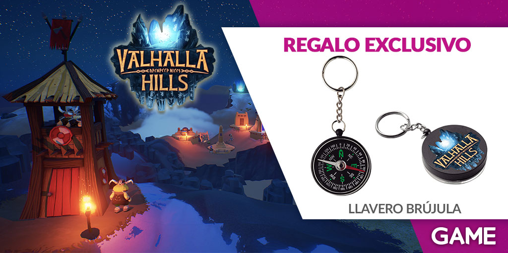 Regalo de reserva de Valhalla Hills Definitive Edition en GAME