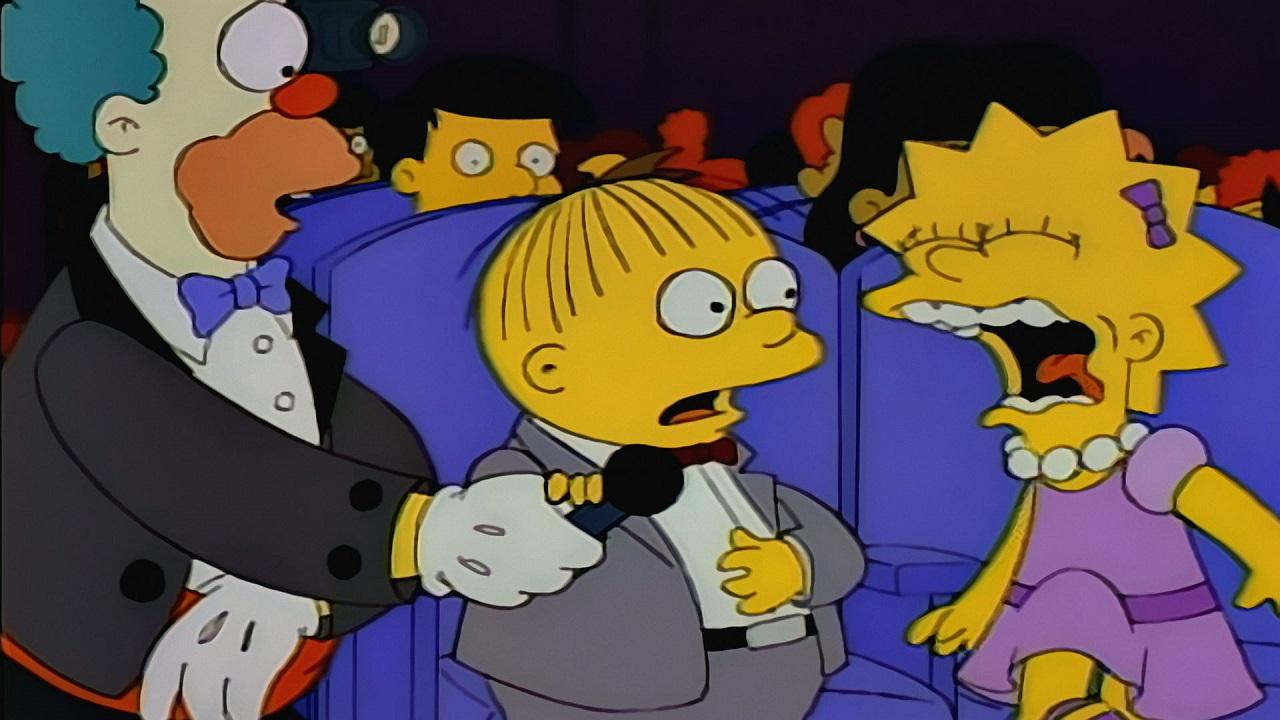 Los Simpson 04X15 Yo Amo A Lisa - Desamor Inocente -9596