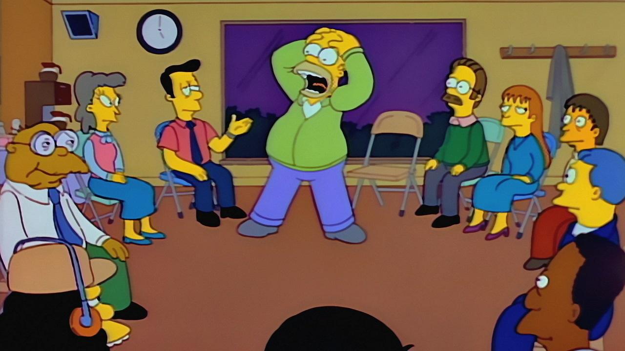 Los Simpson 04x16: Sin Duff - Síndrome de abstinencia ...