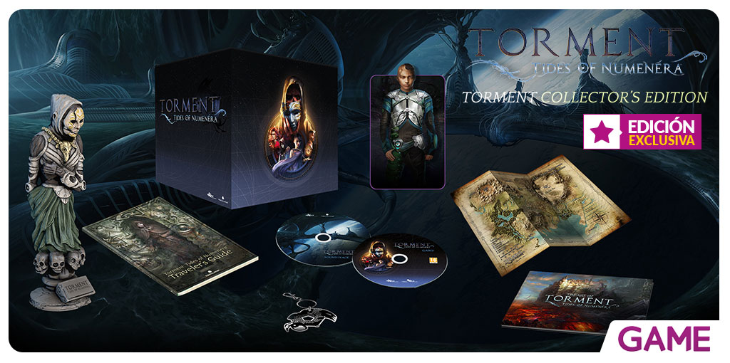 Torment Tides of Numenera Edición Exclusiva GAME