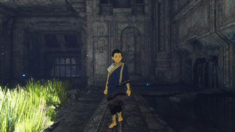 Traje ceremonial - The Last Guardian