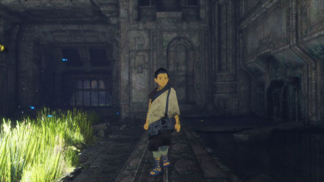 Traje Shadow of the Colossus - The Last Guardian