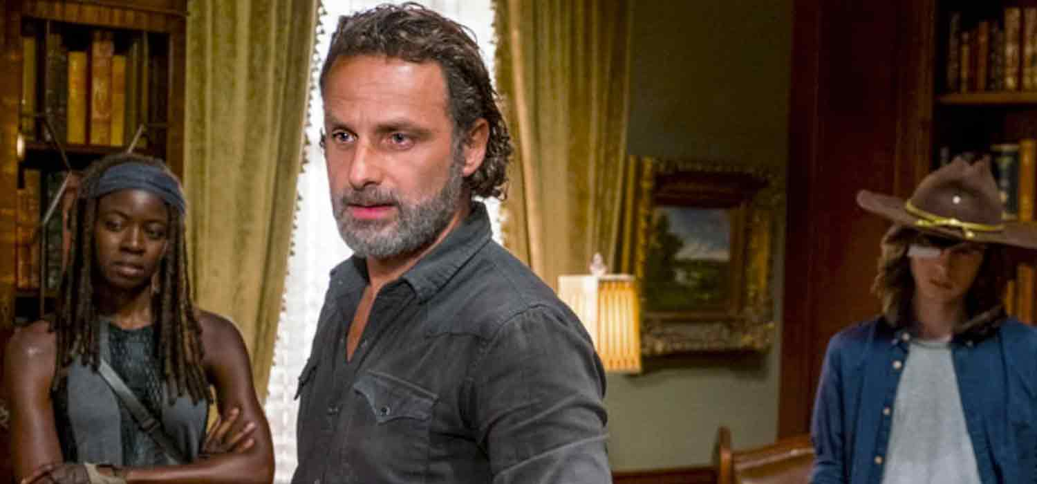 The Walking Dead 7x09 An Lisis Del Cap Tulo Rock In The