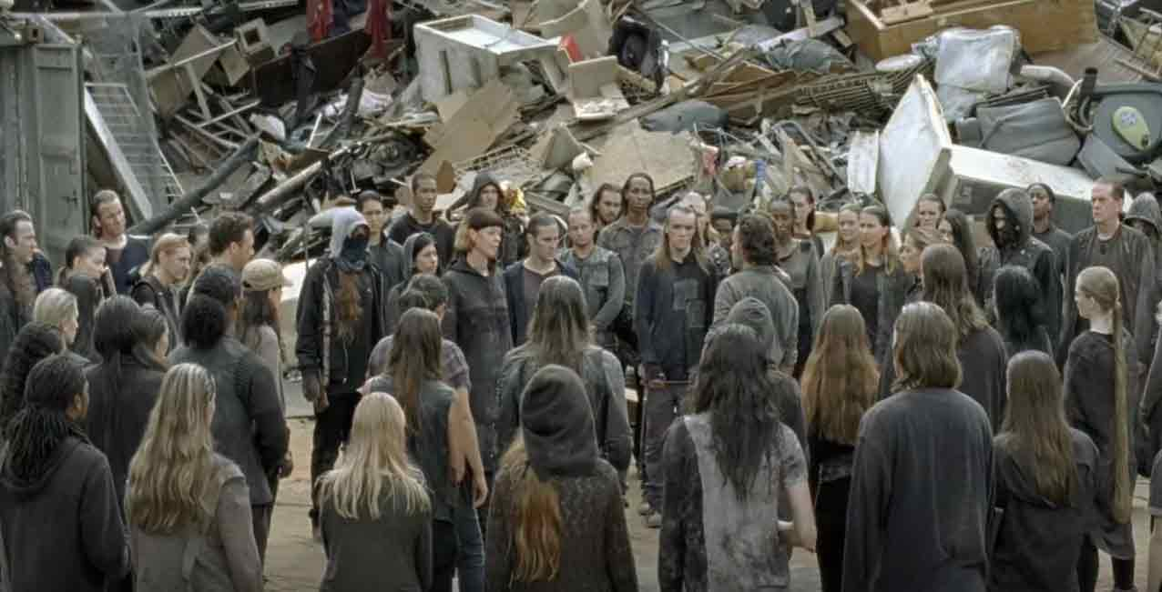 The Walking Dead 7x10