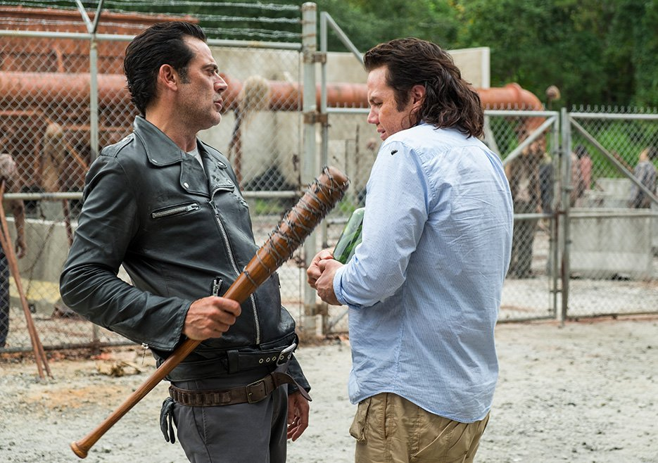 The Walking Dead 7x11