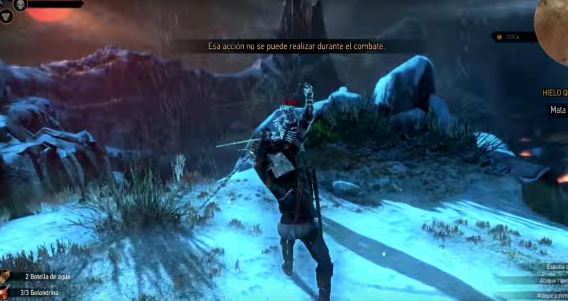The Witcher 3: Wild Hunt Eredin