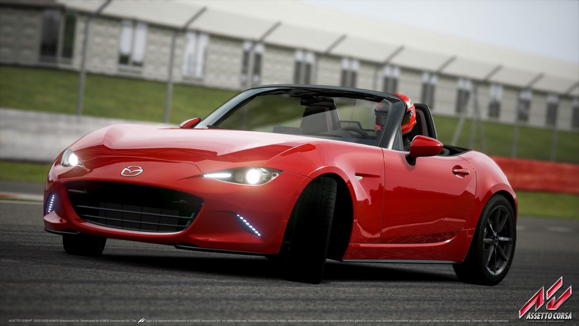 Assetto Mazda