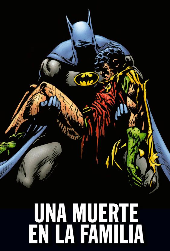 Batman Una Muerte En La Familia Comic Criticas Noticias