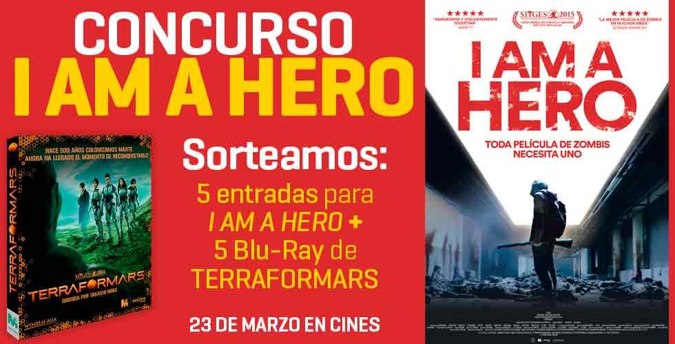 Concurso I Am a Hero