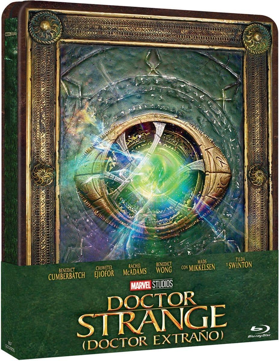 Dr Strange Blu Ray
