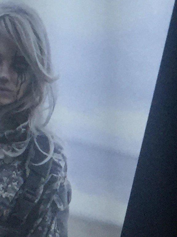 Emma Stone en Death Stranding
