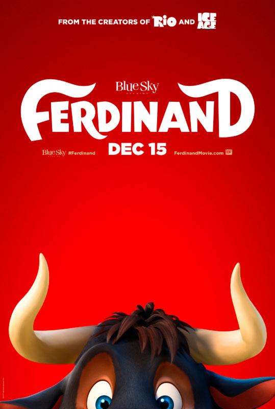 Ferdinand póster