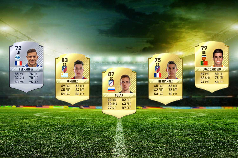 FIFA 17 trucos