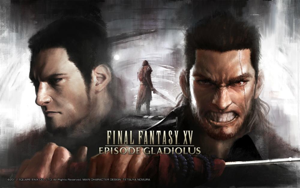 Final Fantasy XV Episodio Gladiolus