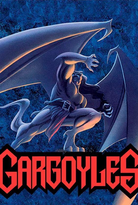 Gargolas (Serie Completa) DvDRip  Latino – Castellano – Ingles