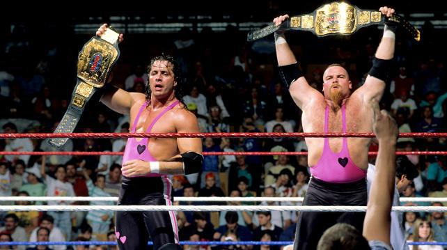WWE - The Hart Foundation
