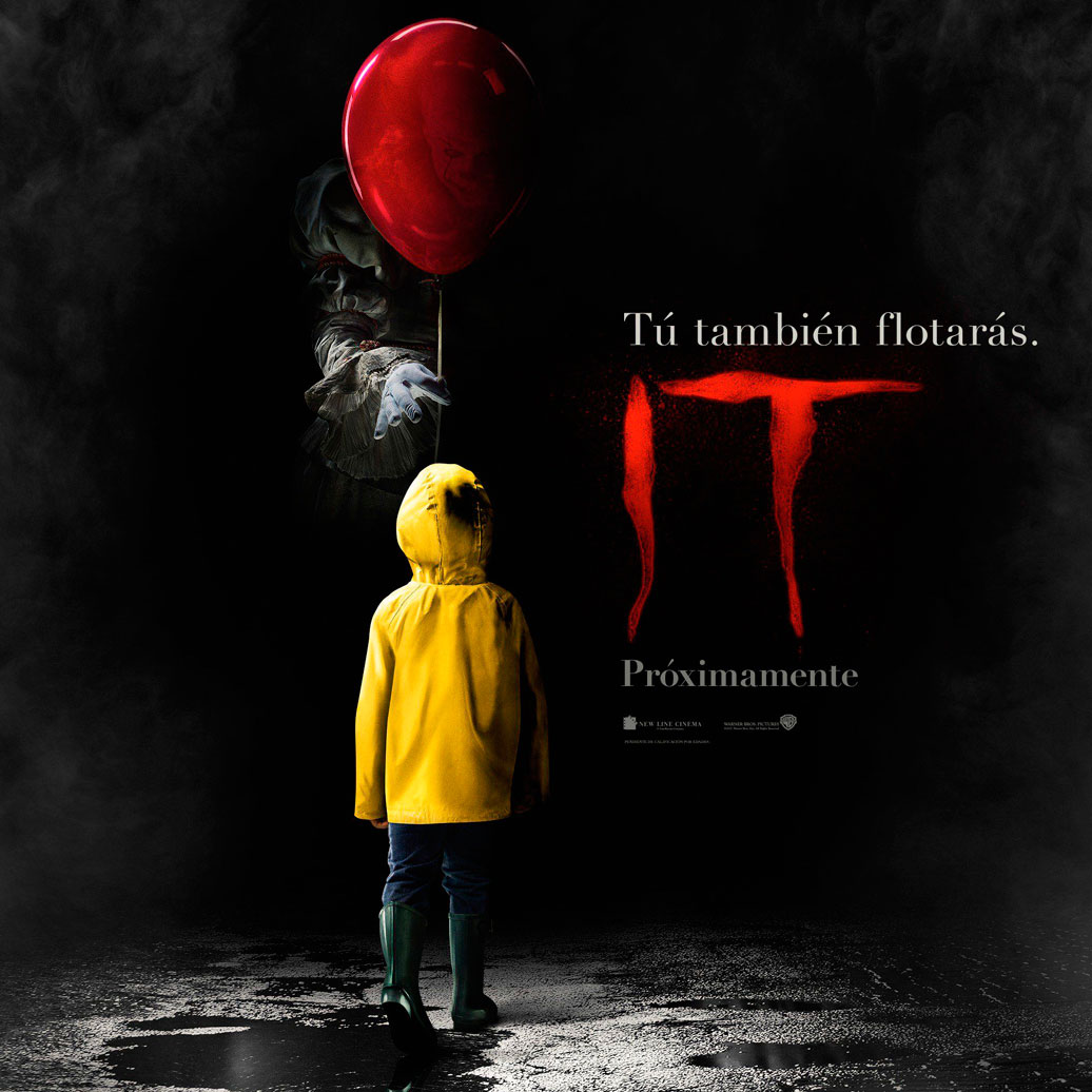 It (Eso) póster