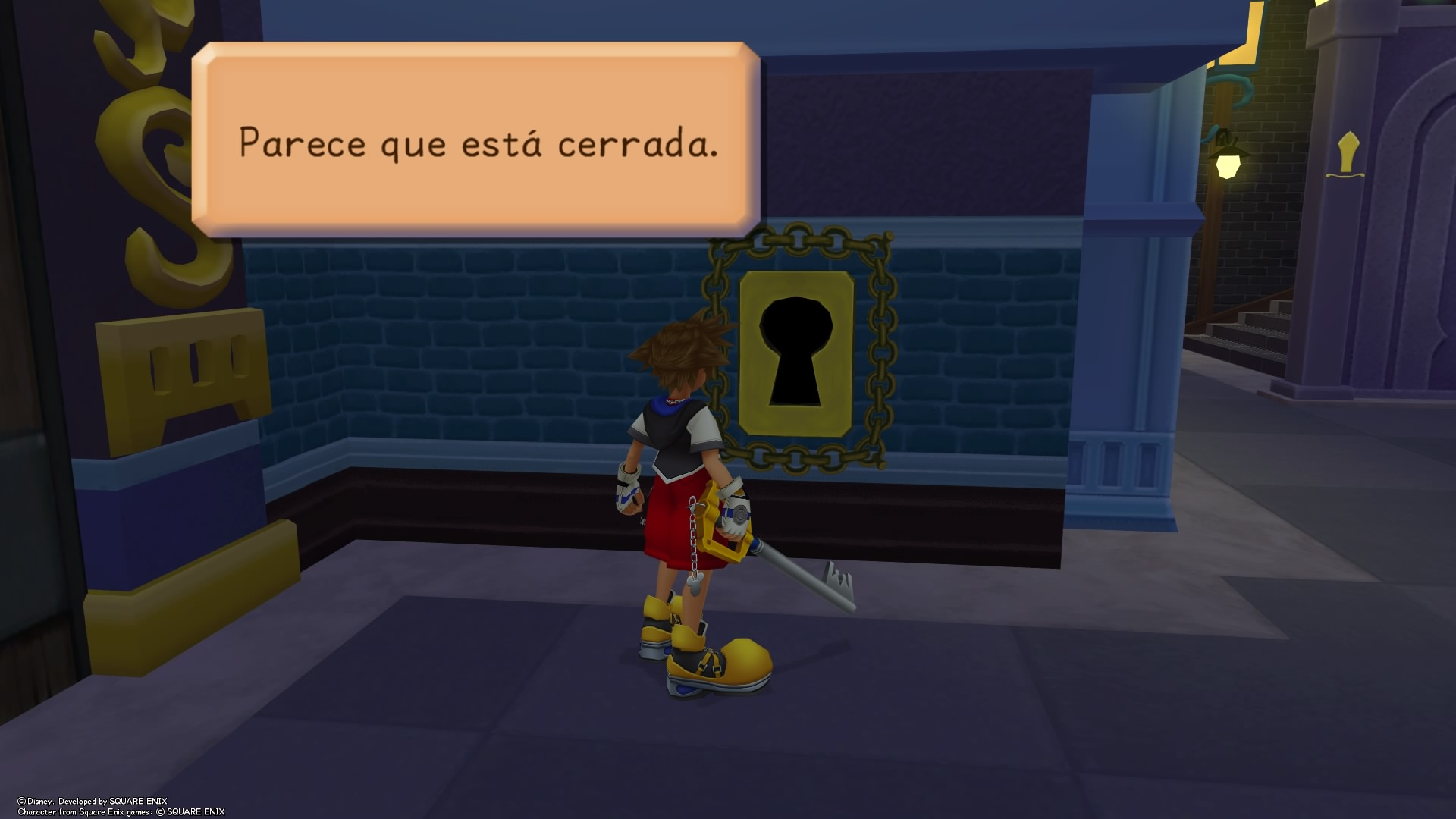 Analisis De Kingdom Hearts Hd 1 5 2 5 Remix Hobbyconsolas Juegos
