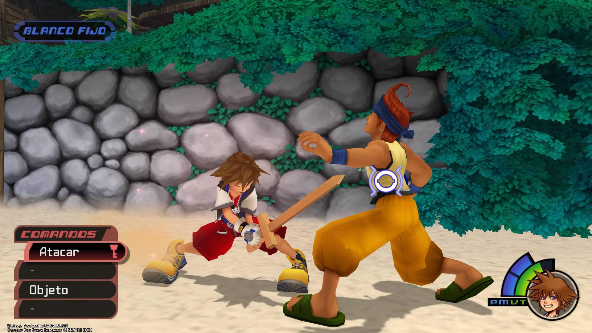 Analisis De Kingdom Hearts Hd 1 5 2 5 Remix Hobbyconsolas Juegos