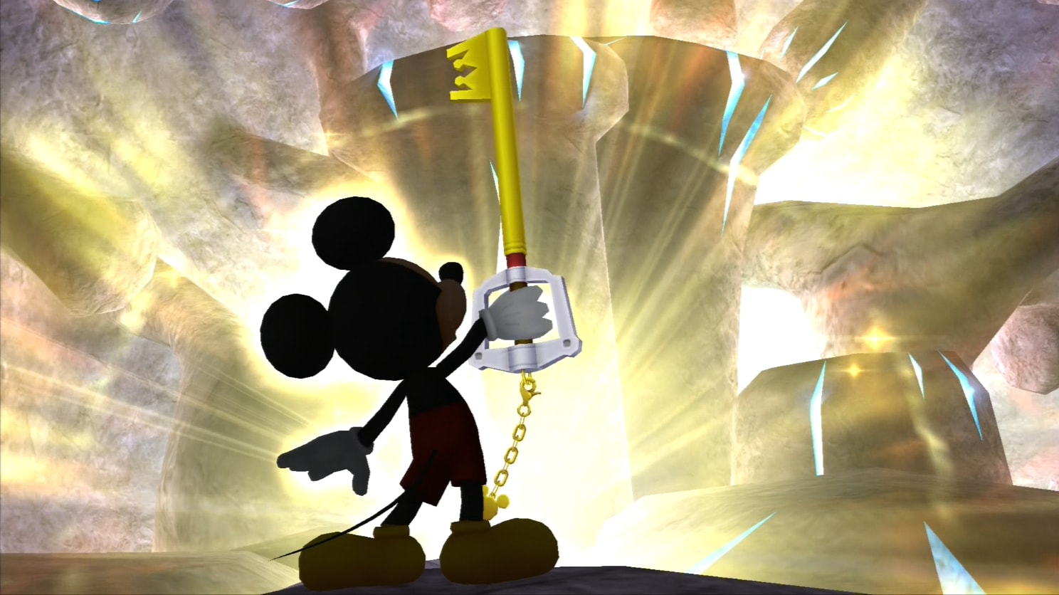 how to get two become one keyblade