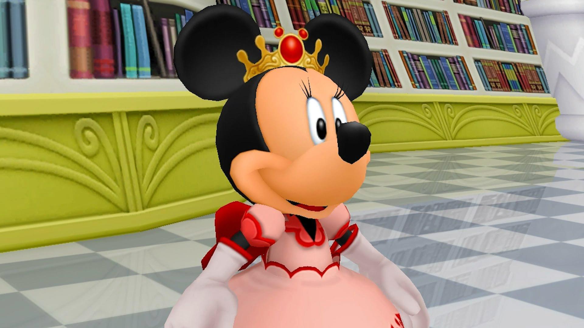 Castillo de Disney