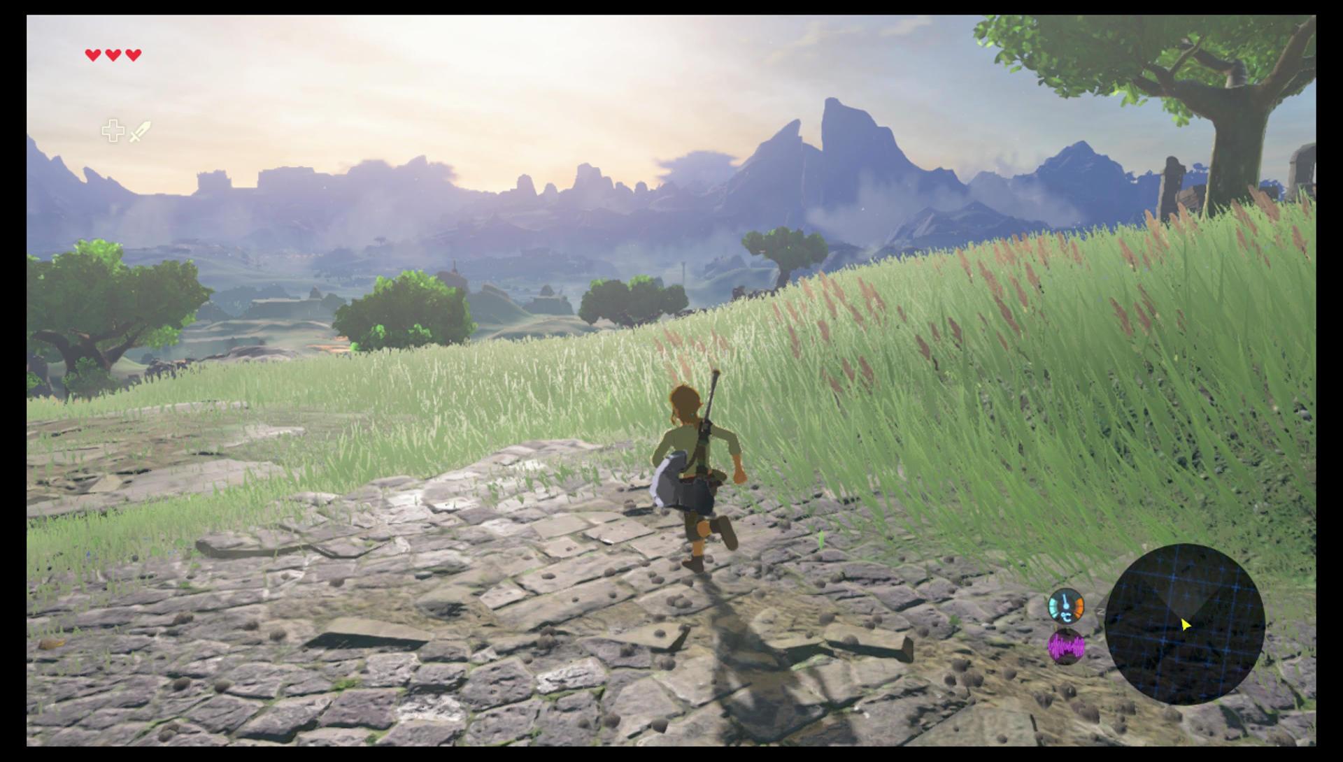 Analisis De The Legend Of Zelda Breath Of The Wild Para Wii U