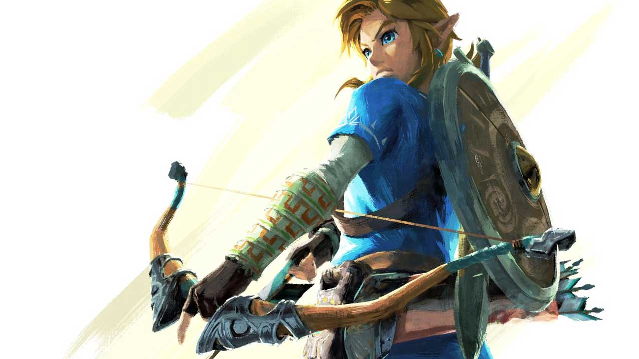 Resultado de imagen de the legend of zelda breath of the wild