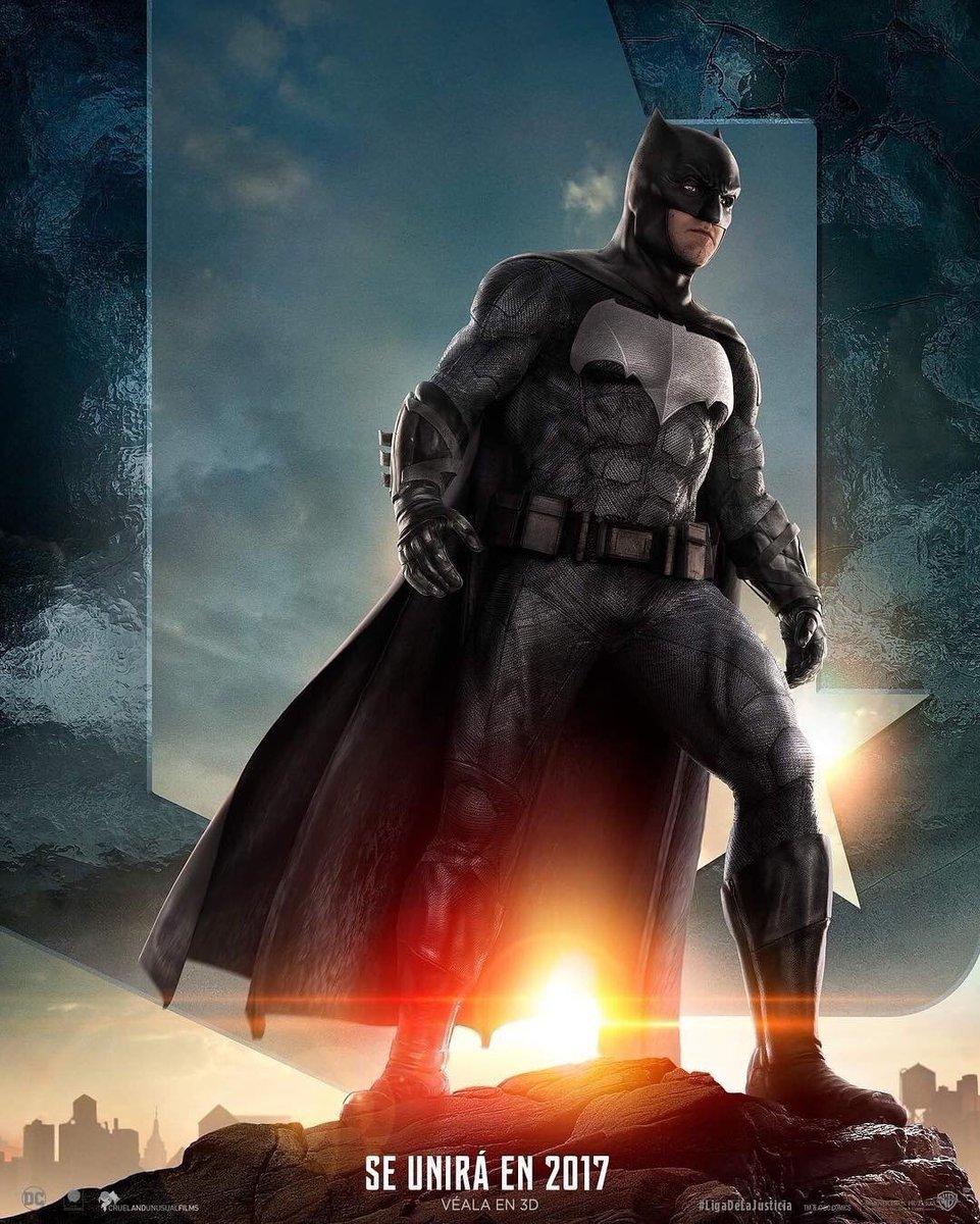 La Liga de la Justicia - Batman