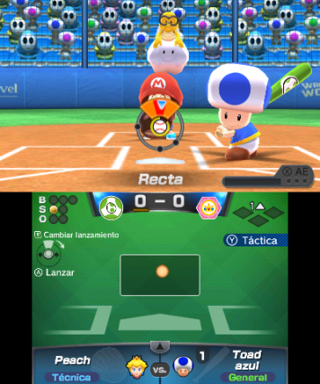 análisis mario sports superstars 03