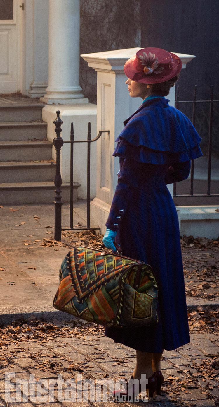 Emily Blunt, Disney, Rob Marshall