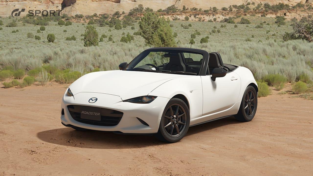 Mazda GT Sport