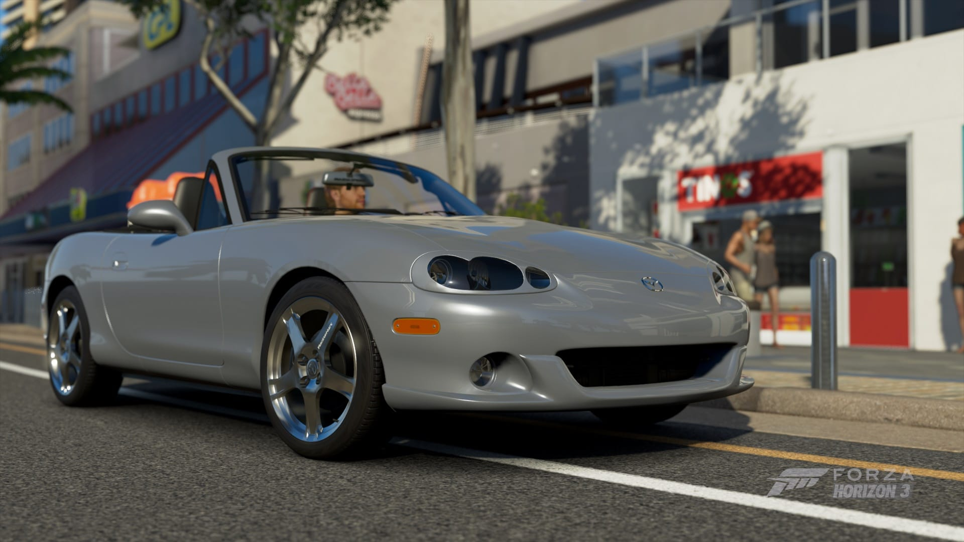 Mazda Horizon 2