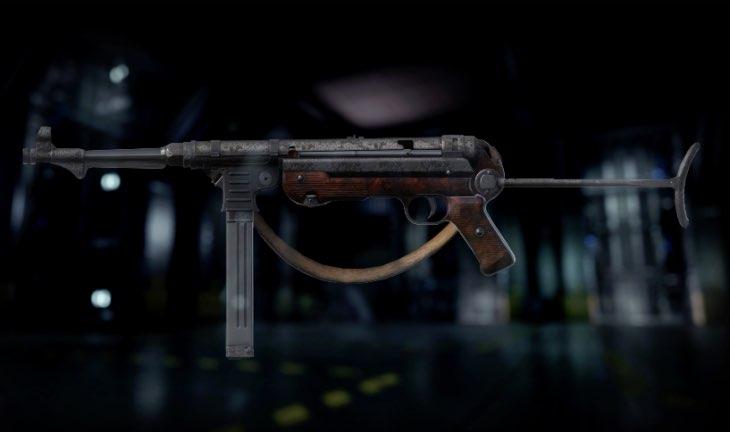MP40 en Call of Duty Advanced Warfare