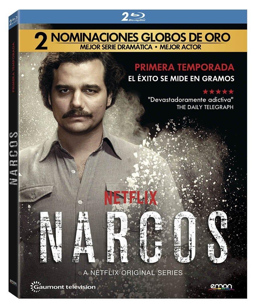 Narcos Blu Ray