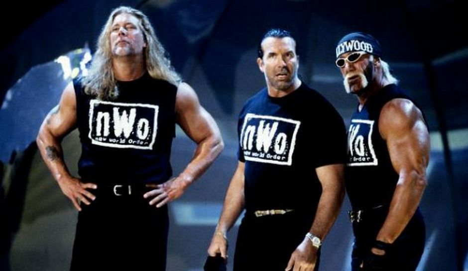 WWE - nWo